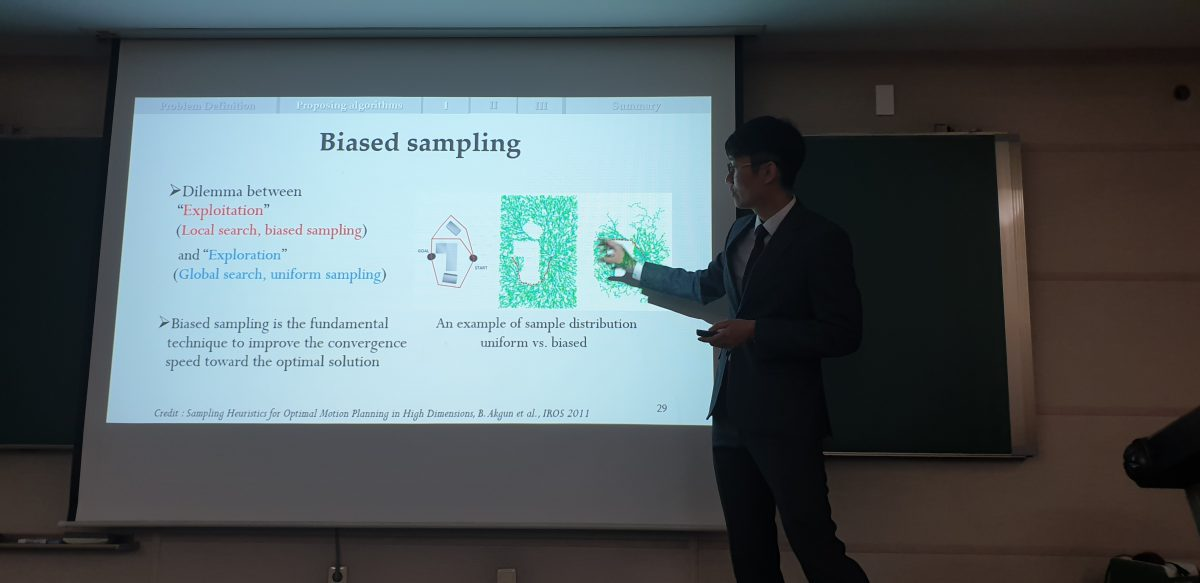 DongHyuk's Ph.D. Defense Talk